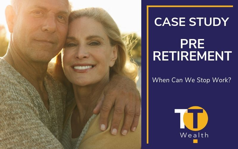 Case Study - Pre-Retirement