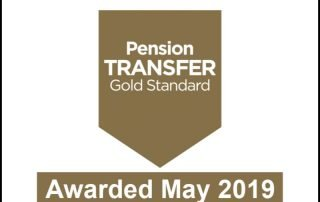 Pension Transfer Gold Standard Award