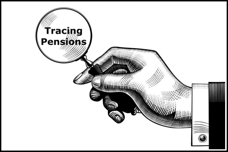 Tracing Pensions
