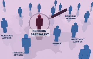 Searching For A Pension Adviser