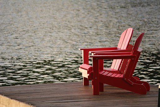 Chair by the Water - Preparing Emotionally For Retirement