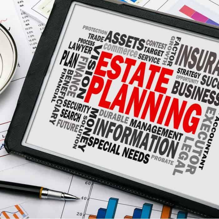 Estate Planning - Income