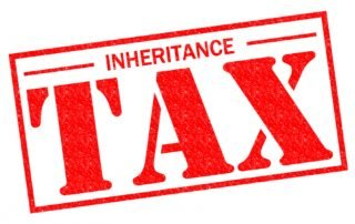 avoid Inheritance tax