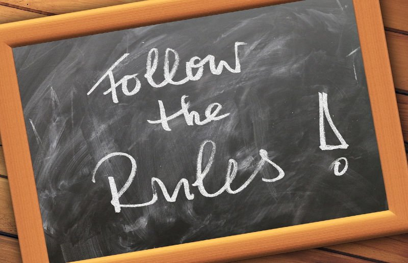Lasting Power of Attorney - follow the rules