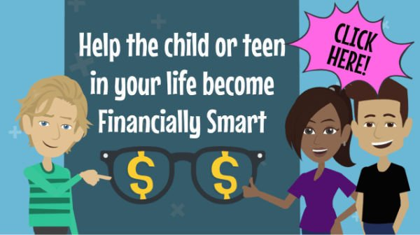 Financial literacy for teenagers