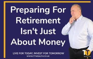 Preparing For Retirement