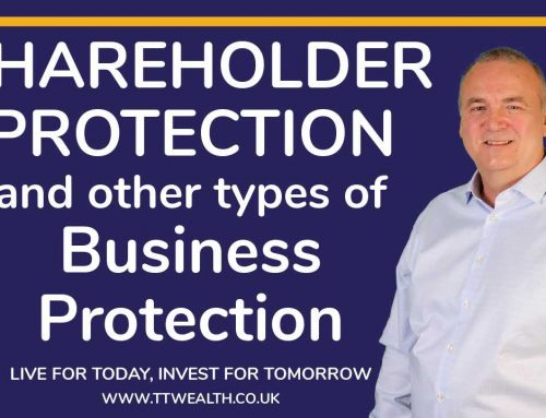 Shareholder Protection & Other Types of Business Protection