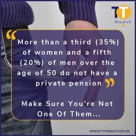 no private pension quote