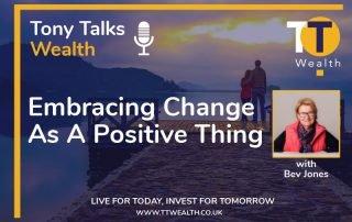 Tony Talks Wealth with Bev Jones