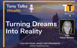 Tony Talks Wealth with Karen Newton Podcast
