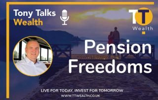 Pension Freedoms Podcast