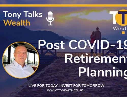 Post COVID-19 Retirement Planning Podcast
