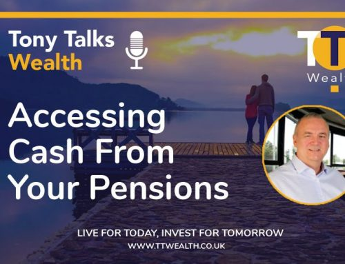 Accessing Cash From Your Pensions