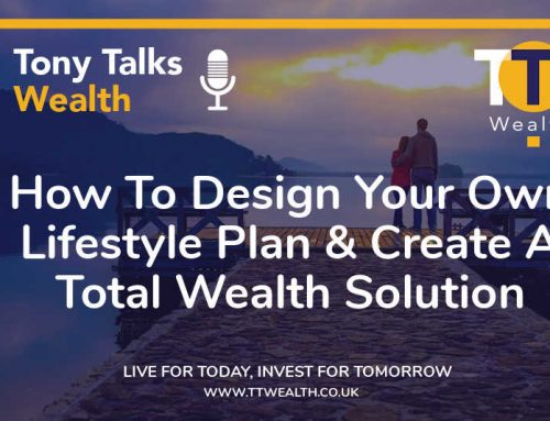 How To Design Your Own Lifestyle Plan And Create A Total Wealth Solution