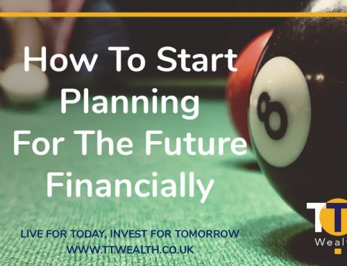 How To Start Planning For The Future Financially