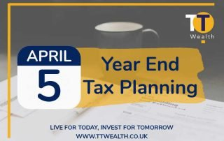 Year End Tax Planning Strategies