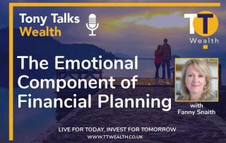 Fanny Snaith Tony Talks Wealth Podcast