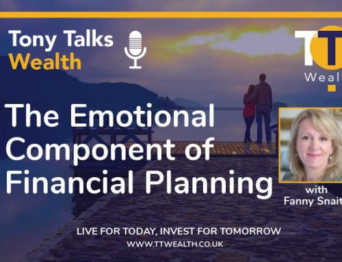 The Emotional Component of Financial Planning with Fanny Snaith