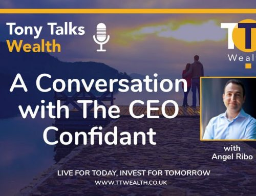 A Conversation with The CEO Confidant Angel Ribo