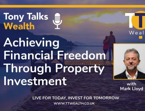 Achieving Financial Freedom Through Property Investment with Mark Lloyd