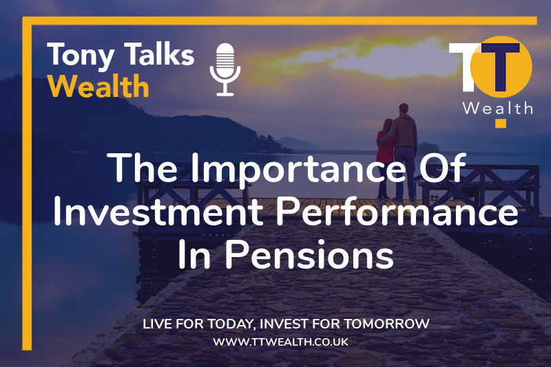 Investment Performance In Pensions