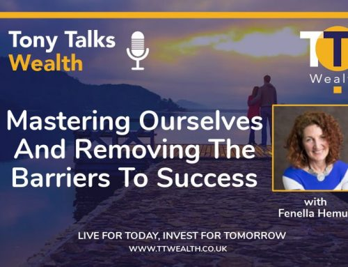 Mastering Ourselves And Removing The Barriers To Success with Fenella Hemus