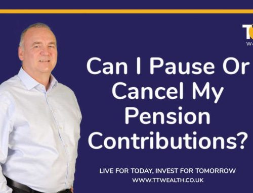 Can I Pause Or Cancel My Pension Contributions?