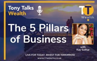 5 Pillars of Business with Kay Suthar