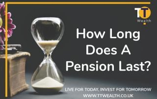 How long does a pension last