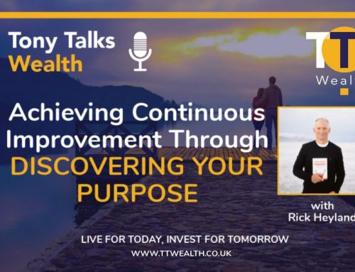 Achieving Continuous Improvement Through Discovering Your Purpose with Rick Heyland