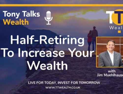 Half-Retiring To Increase Your Wealth with Jim Muehlhausen