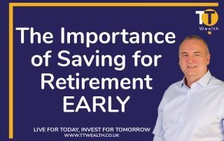 Importance Of Saving For Retirement Early