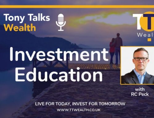 Investment Education with RC Peck