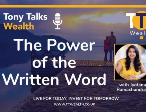The Power Of The Written Word – with Jyotsna Ramachandran