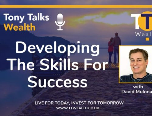 Developing The Skills For Success with David Mulonas