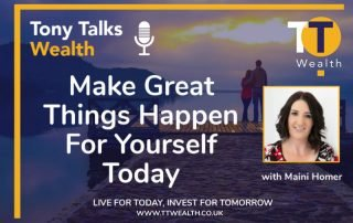 Make Great Things Happen Podcast