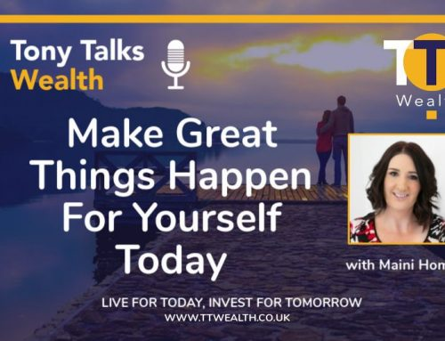Make Great Things Happen For Yourself Today with Maini Homer