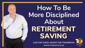 How to be more disciplined about retirement saving