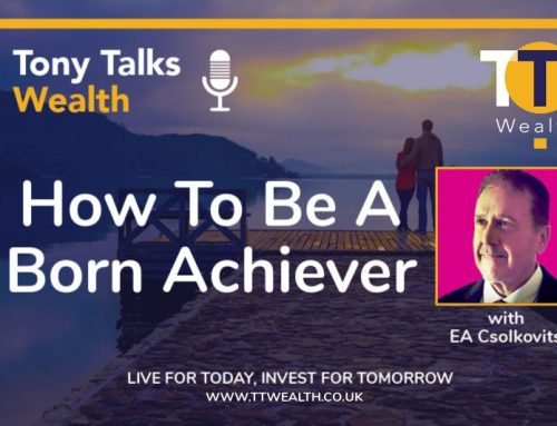 How To Be A Born Achiever with EA Csolkovits