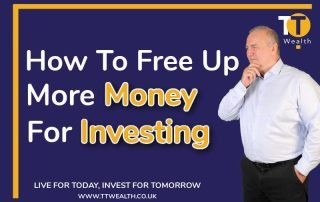 How To Free Up More Money For Investing