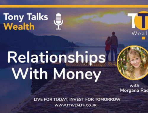 Relationships With Money with Morgana Rae