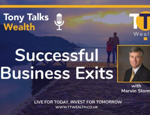 Successful Business Exits with Marvin Storm