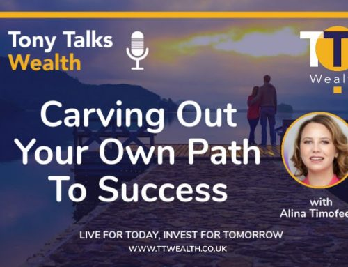 Carving Out Your Own Path To Success With Alina Timofeeva