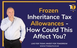 Frozen Inheritance Tax Allowances