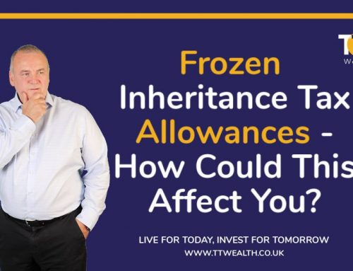 Frozen Inheritance Tax Allowances – How Could They Affect You?